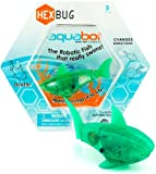 Green Shark: HEXBUG Aquabot in Hexagon Packaging