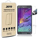 Galaxy Note 4 Tempered Glass Screen Protector - JOTO Galaxy Note 4 0.33 mm Round