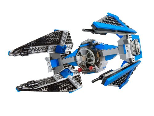 LEGO Star Wars 6206: TIE Interceptor