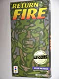 Return Fire 3DO Long Box
