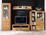 Wohnwand-Schrankwand-Mediawand-Wohnzimmerschrank-Massiv-Wohnzimmer-Leduc-I