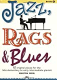 Jazz, Rags and Blues Book 1 (Jazz, Rags & Blues)