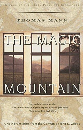 The Magic Mountain, Thomas Mann
