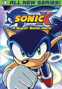 Sonic X - A Super Sonic Hero (Vol. 1) (Edited)