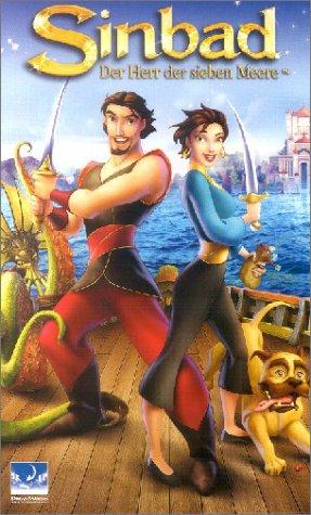 Sinbad - Der Herr der sieben Meere [VHS]