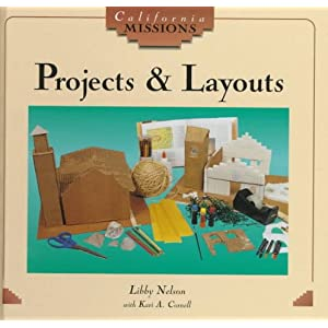 Projects and Layouts (California Missions)