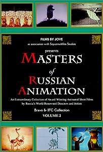 Masters of Russian Animation 2 [DVD] [1978] [Region 1] [US Import] [NTSC]