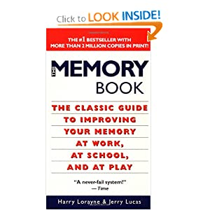 download harry lorayne jerry lucas the memory book pdf free