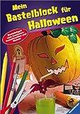 Spiel- und Bastelblocks: Mein Bastelblock für Halloween