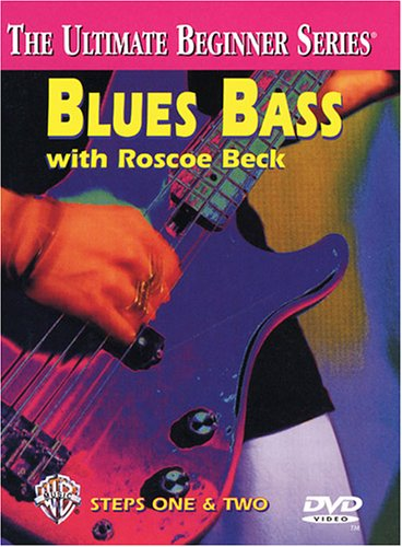 Ubs: Blues Bass Steps 1 & 2 [DVD] [Region 1] [US Import] [NTSC]