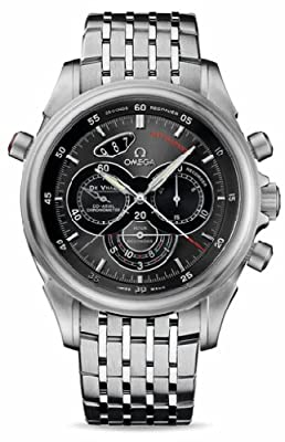 Omega Deville Rattrapante Mens Watch 422.10.44.51.06.001