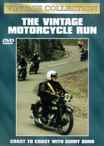 The Vintage Motorcycle Run [DVD]