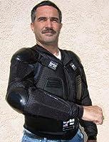 Bohn Crusader Armored Shirt - Black - Large