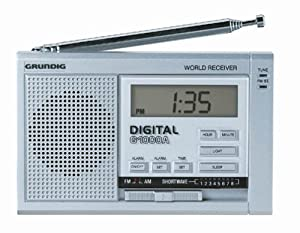Grundig G1000A AM/FM Shortwave Radio (Discontinued by