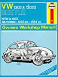 V W Super Beetle Bug 1970-1972 (Service & repair manuals)
