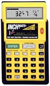 Sonin DT110 Inchmate Measurement Conversion Calculator