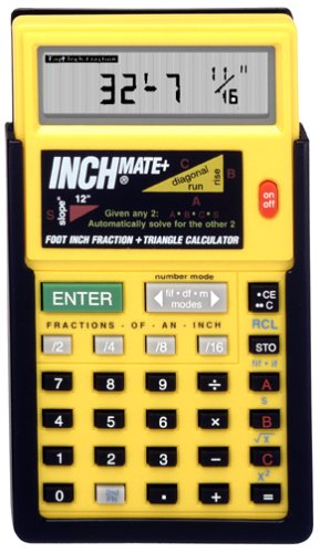 Sonin DT110 Inchmate Measurement Conversion Calculator - Sonin - SO-DT110 - ISBN: B00002254Q - ISBN-13: 0028814101102