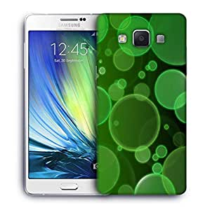 Snoogg bubbles design 2381 Designer Protective Back Case Cover For Samsung Galaxy A7