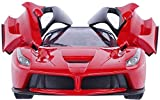 #2: Saffire Remote Controlled Ferrari with Opening Doors, Red