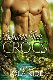 Between Two Crocs: BBW Shapshifter Romance (Safari Shifters Book 2)