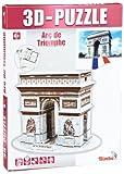 Simba 106137311 - Puzzle 3D Arc de Triomphe