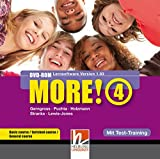 Software - MORE! 4 DVD-ROM mit Schularbeiten-Training: Einzelplatzversion f�r Basic/Enriched/General