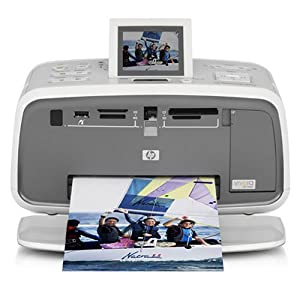 HP  A716 Photosmart Compact Photo Printer
