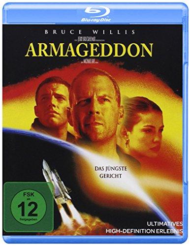 Armageddon - Das jüngste Gericht [Blu-ray]