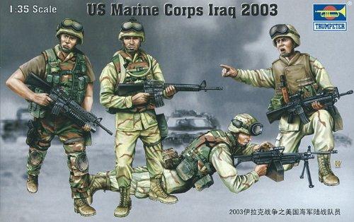 trumpeter-00407-model-kit-us-marine-corps-iraq-2003