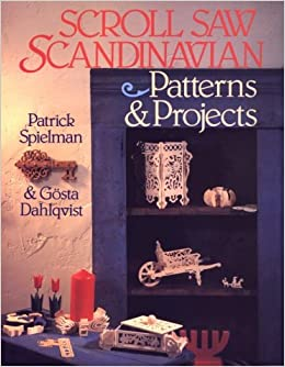 Scroll Saw Scandinavian Patterns  Projects