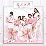 KARA CD 「GO GO サマー!(初回限定盤A)(DVD付)」