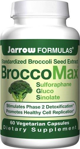Jarrow Formulas BroccoMax, 60 Vegetarian Capsules