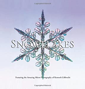 "Cover of ""Snowflakes"""