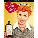 I Love Lucy: Ultimate Season One [Blu-ray]