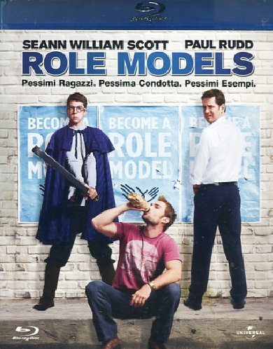 Role models [Blu-ray] [IT Import]