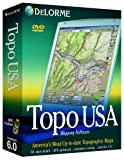 Delorme Topo USA 6.0 National Maps (DVD)