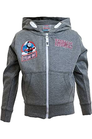 Thomas The Tank Engine Zip Up Hoody - 1/2 Years