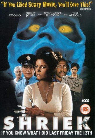 Shriek If You Know What I Did Last Friday the 13th [DVD] [2001]