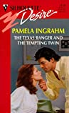 img - for Texas Ranger And The Tempting Twin (Silhouette Desire) book / textbook / text book