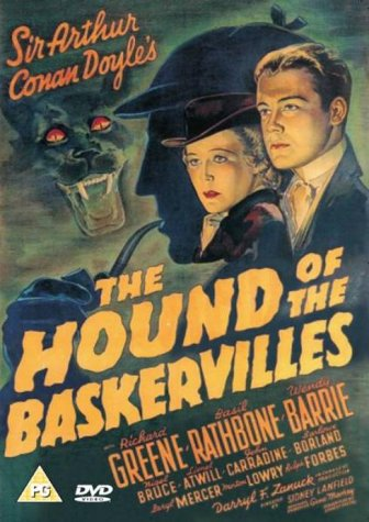 The Hound of the Baskervilles [Reino Unido] [DVD]