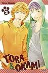 Tora & Ookami, tome 2  par Kamio