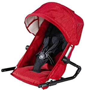 Britax Second Seat for B-Ready Stroller, Red