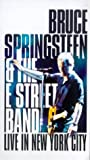 Bruce Springsteen: Live In New York City [VHS]
