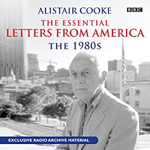 Alistair Cooke Audiobook