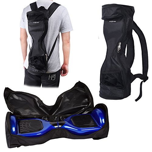 Find Cheap Waterproof Backpack to Carry and Store your Drifting Board (Two Wheels Smart Balance Boar...