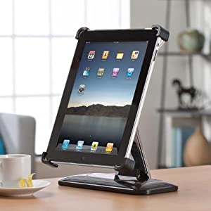 X-Stand for iPad Tablet (assortment colors Black, Red and Silver)