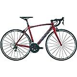 メリダ(MERIDA) ロードバイク SCULTURA 700 レッド 54サイズ