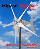 Missouri FreedomTM 5 Blade Wind Turbine Generator (24 Volts)
