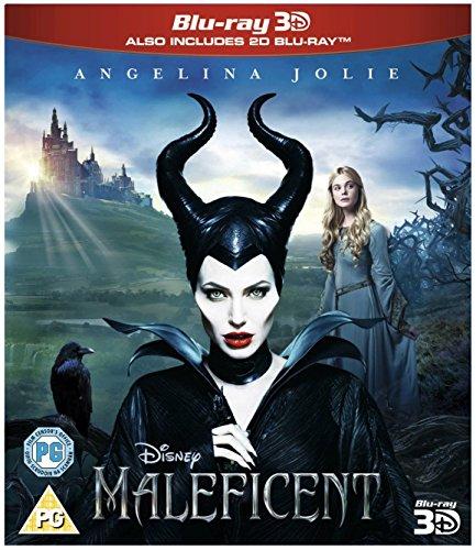 Maleficent (Blu *** Europe Zone ***
