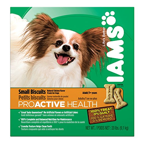 iams-proactive-health-adult-small-dog-biscuits-natural-chicken-flavor-20-pounds